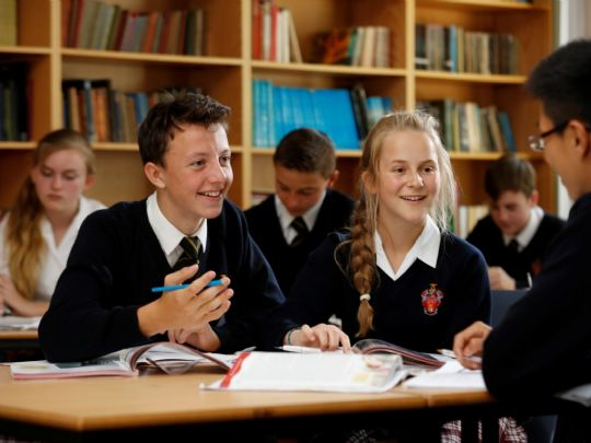 Demand for UK boarding school places from abroad continues to rise!