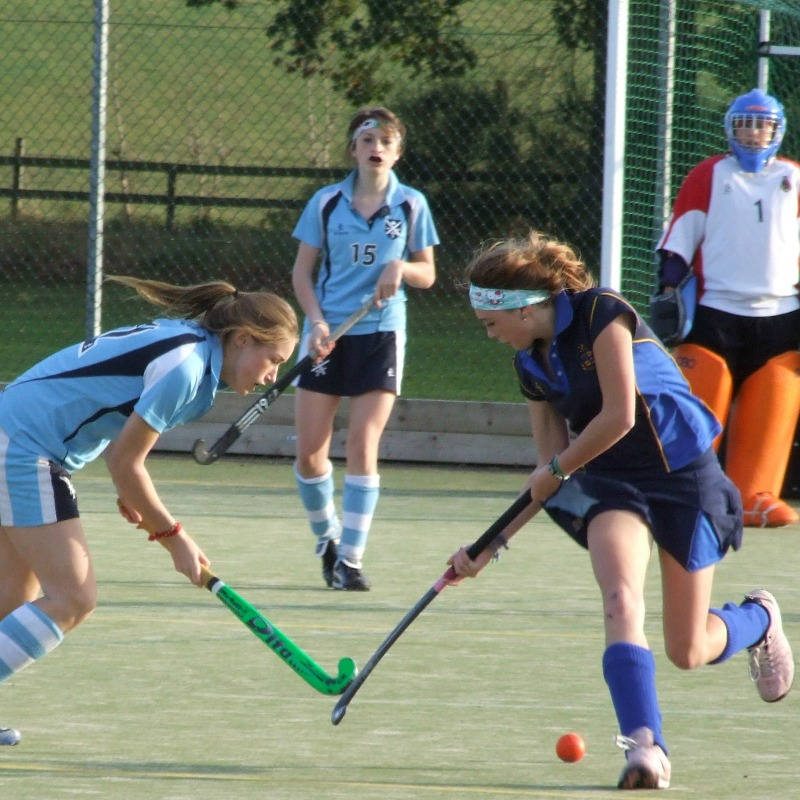 Glenalmond College Hockey Match